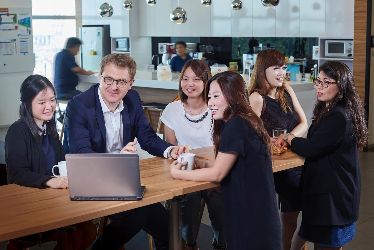 One of HRM Magazine's cornerstones, the monthly HR Insider spread is an  in-depth feature exploring the people management teams of some of the  region's most ...