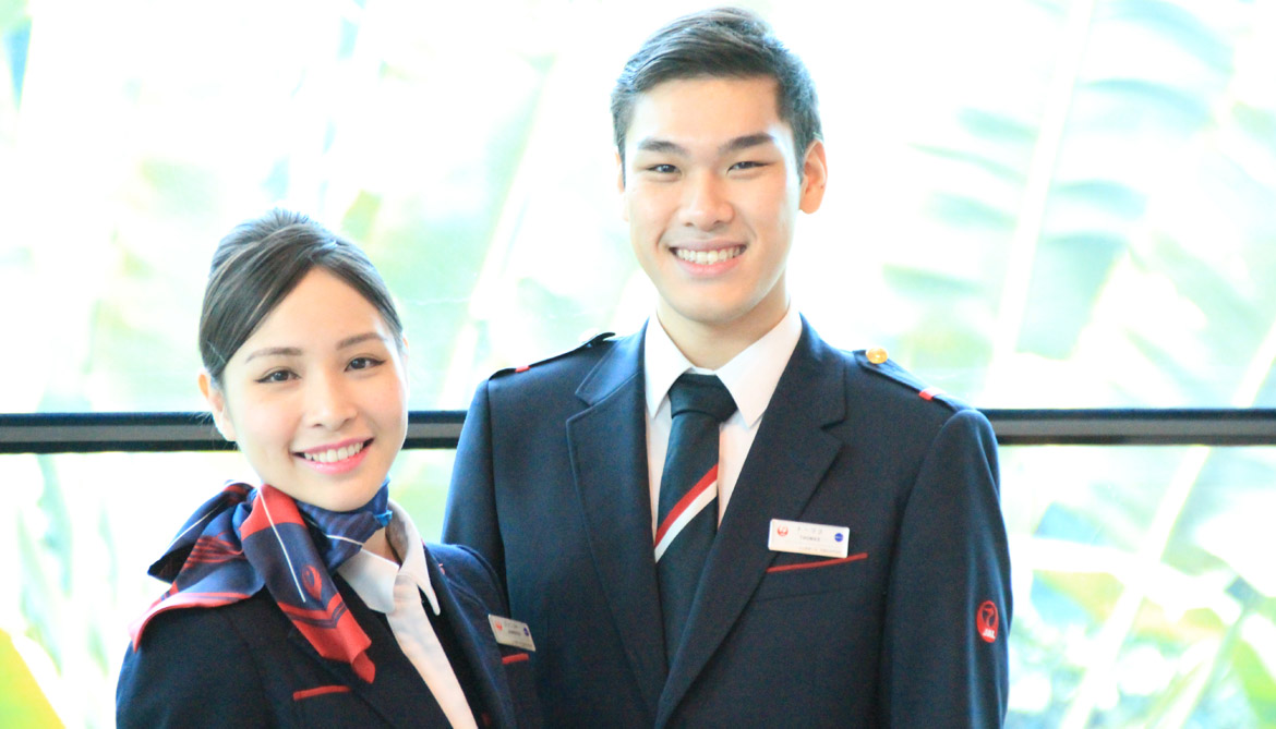 Japanese airlines now accept male cabin crew   HRM Asia