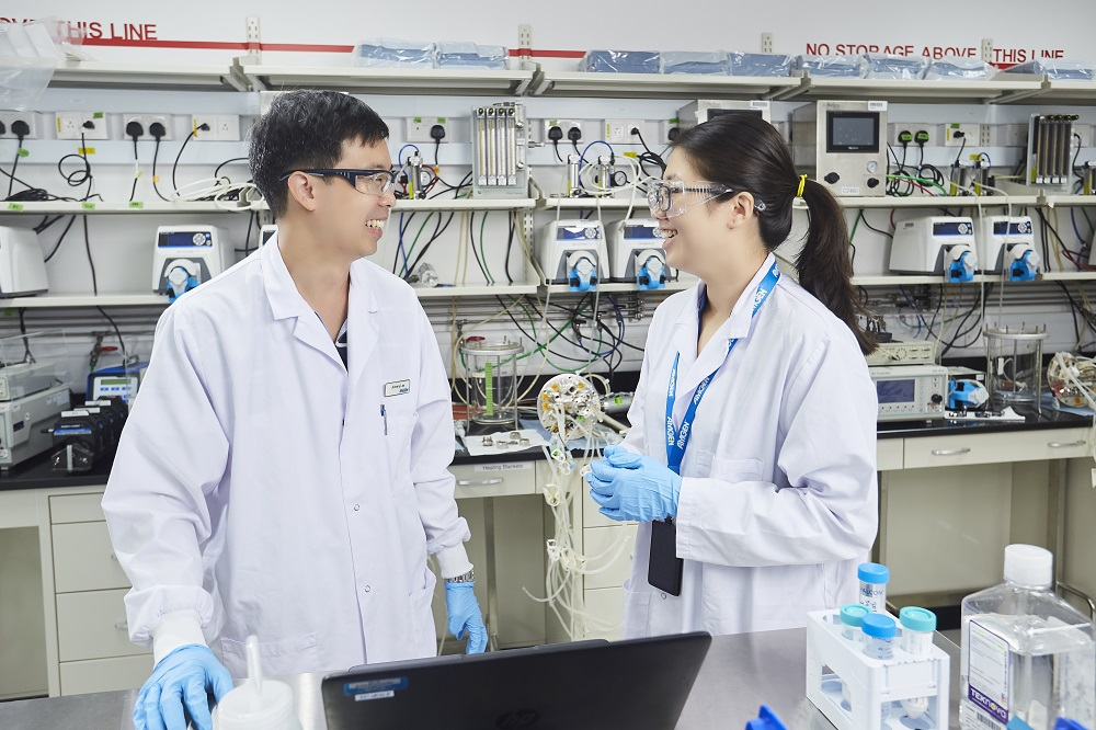 Developing talent at Amgen Singapore Manufacturing | HRM
