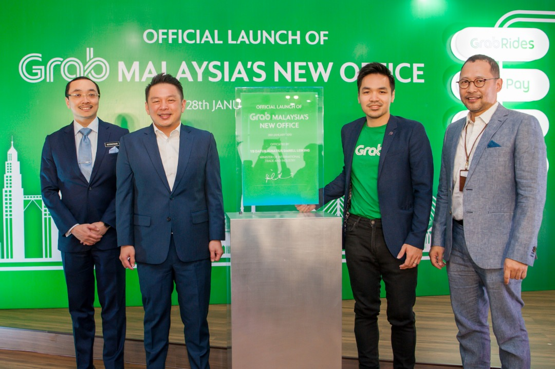 Grab adds 400 high-value jobs in Malaysia with centre of